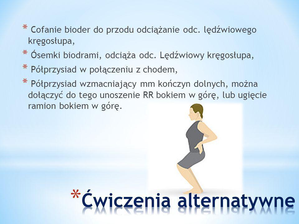 Ćwiczenia alternatywne
