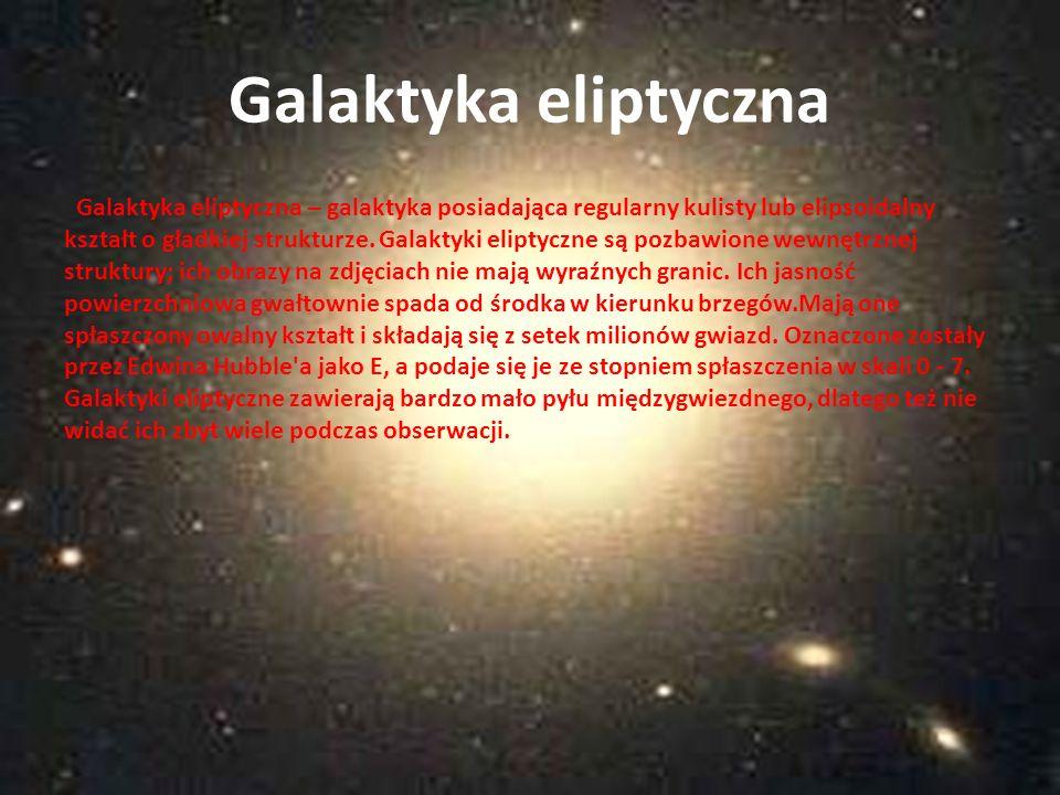 Galaktyka eliptyczna
