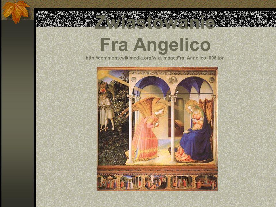 Zwiastowanie Fra Angelico http://commons. wikimedia