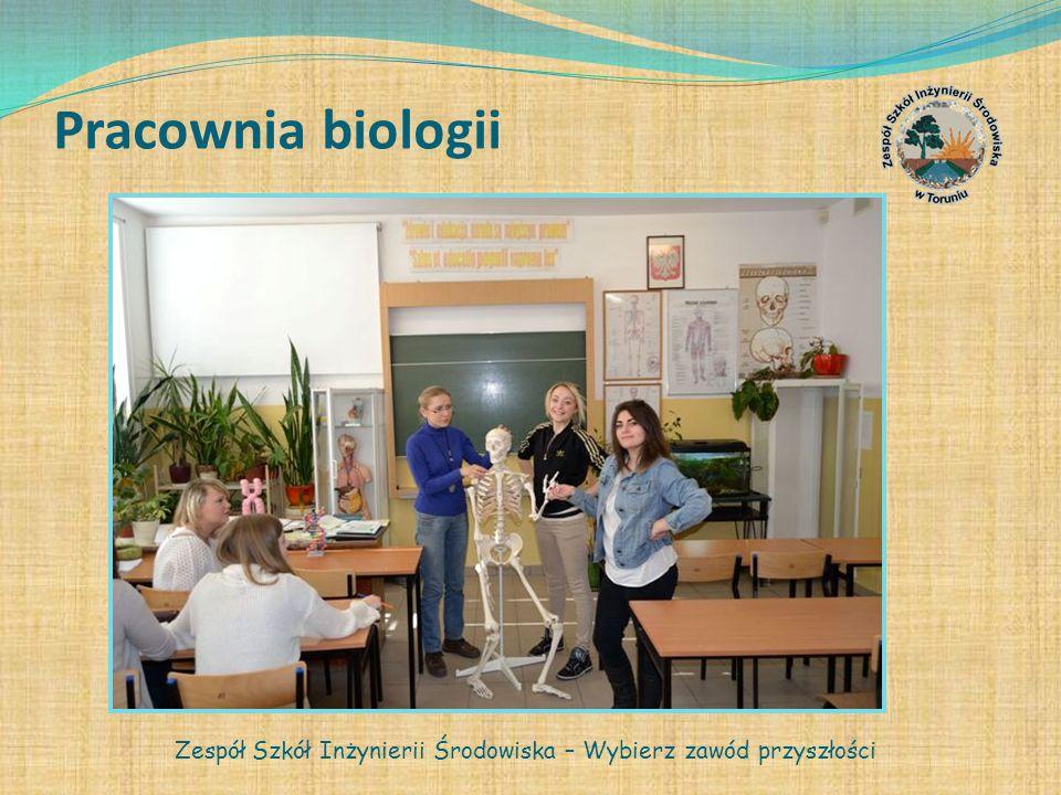 Zespół Szkół Inżynierii Środowiska – Wybierz zawód przyszłości