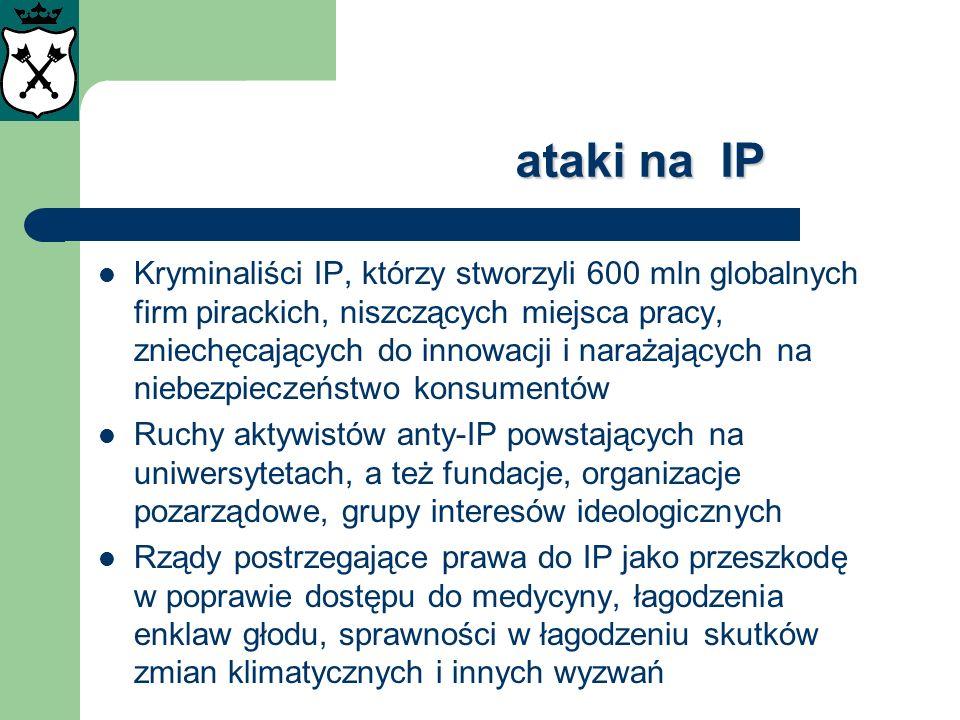 ataki na IP