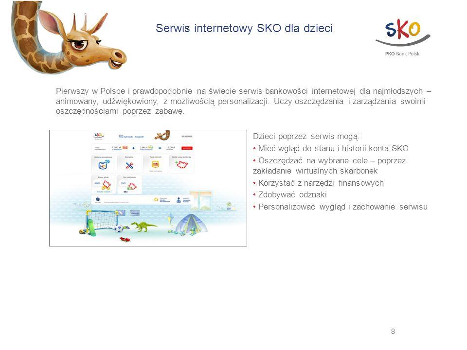 Serwis internetowy SKO dla dzieci