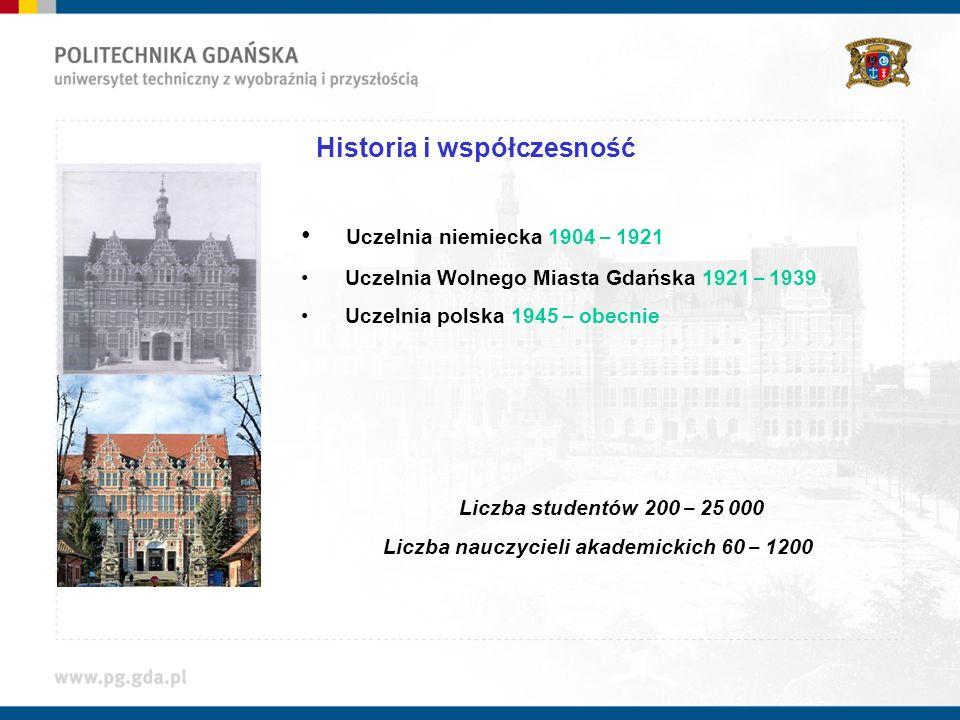 Liczba nauczycieli akademickich 60 – 1200