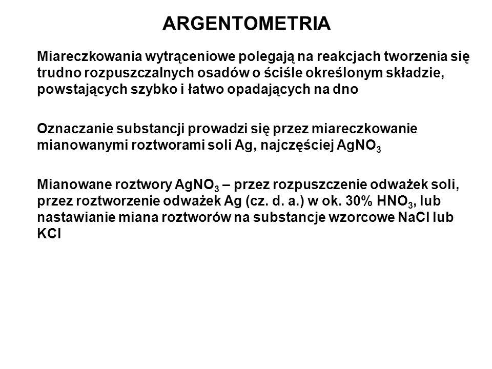 ARGENTOMETRIA