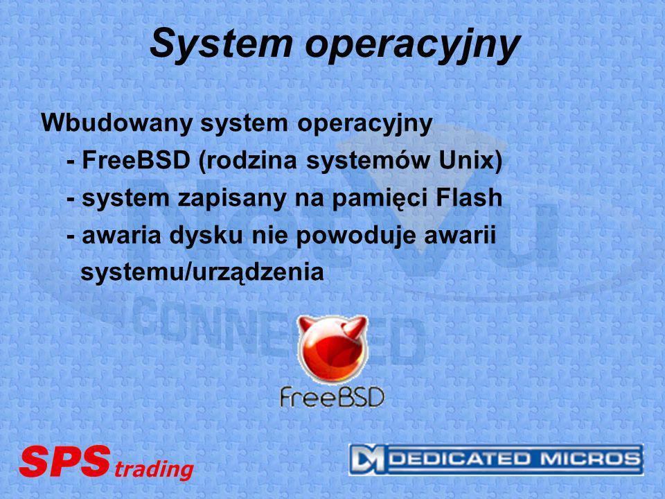 System operacyjny Wbudowany system operacyjny