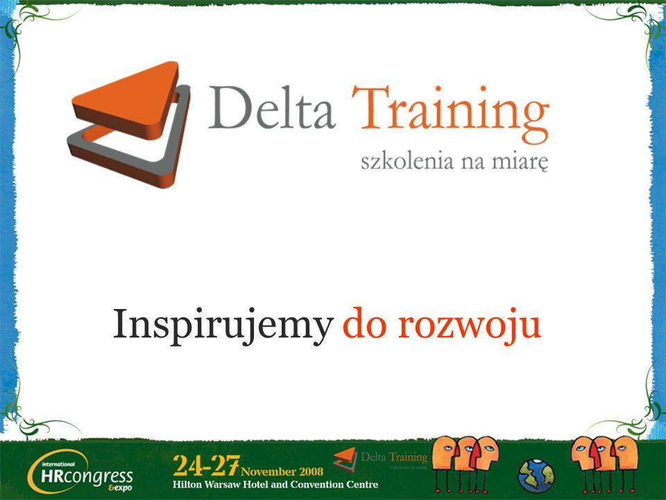 Inspirujemy do rozwoju