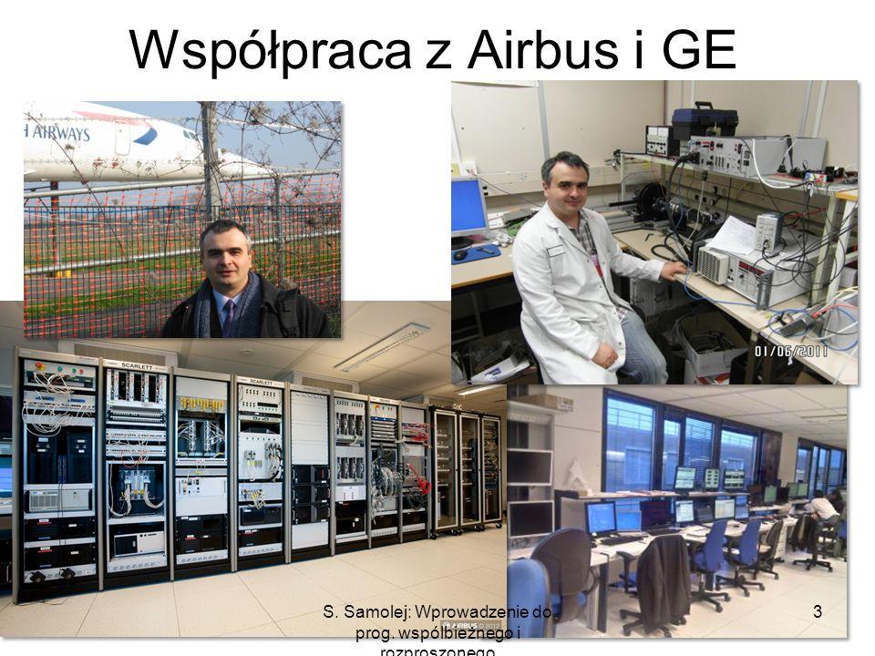 Współpraca z Airbus i GE