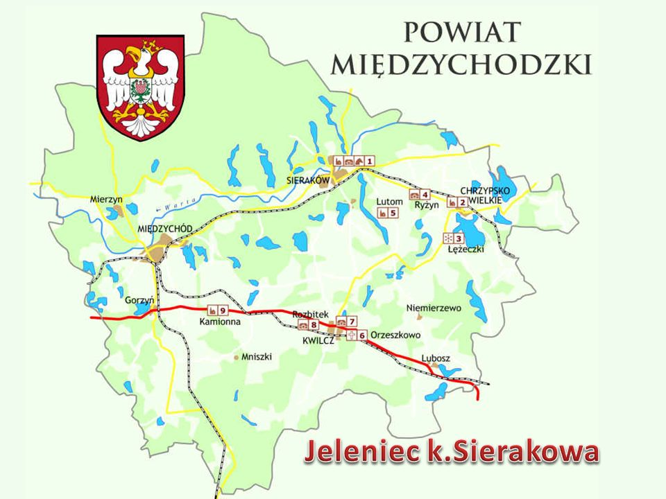 Jeleniec k.Sierakowa