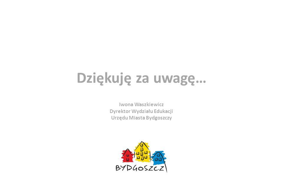 Dyrektor Wydziału Edukacji Urzędu Miasta Bydgoszczy