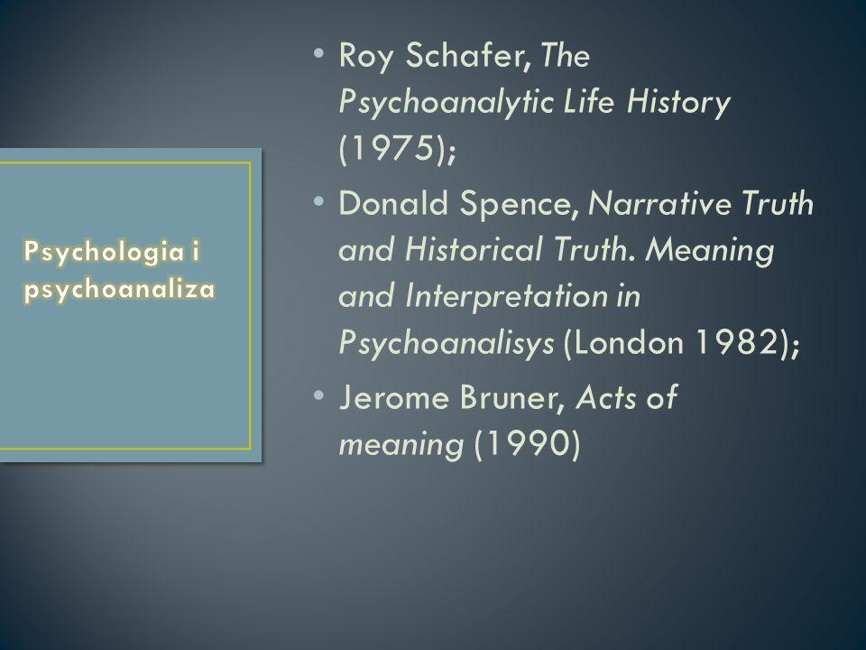 Psychologia i psychoanaliza