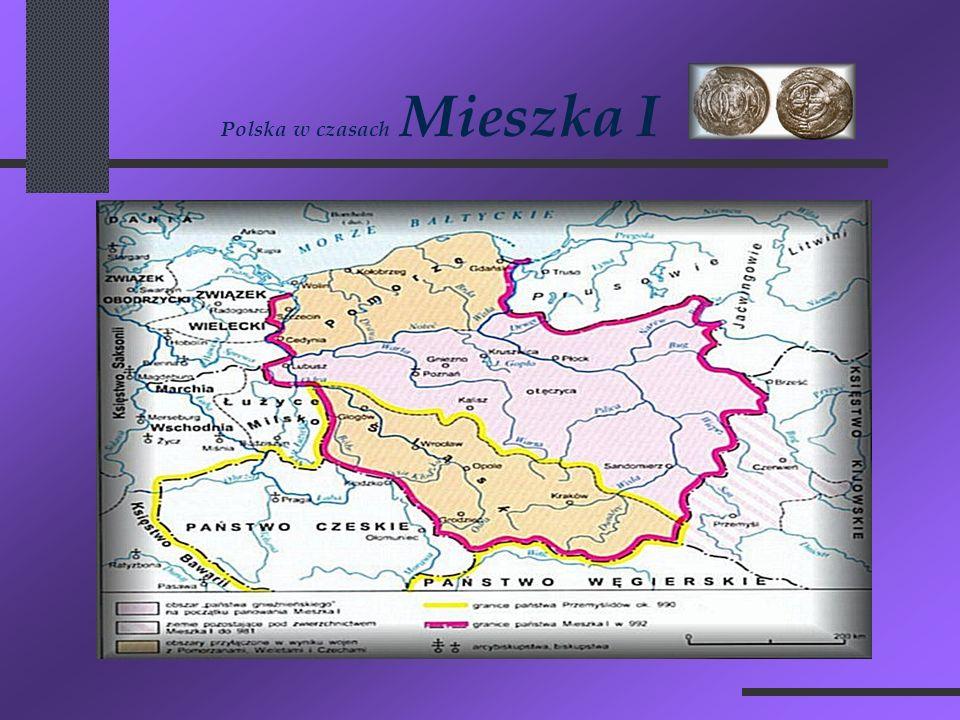 Polska w czasach Mieszka I