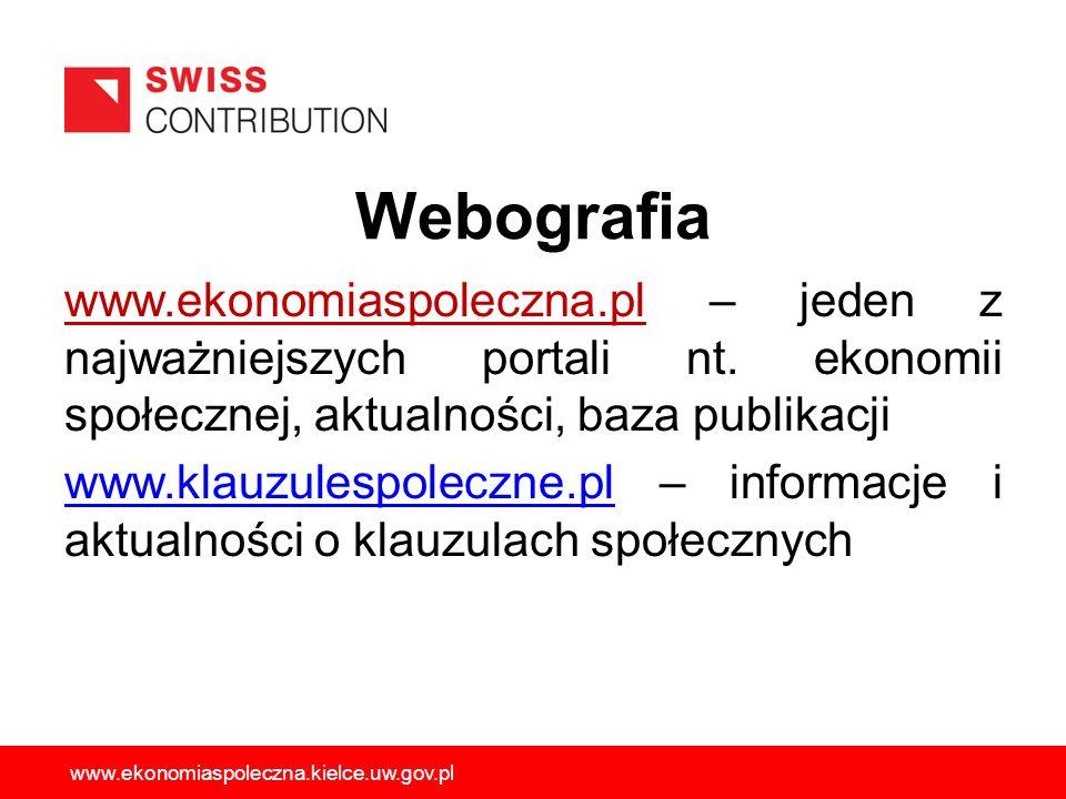 Webografia