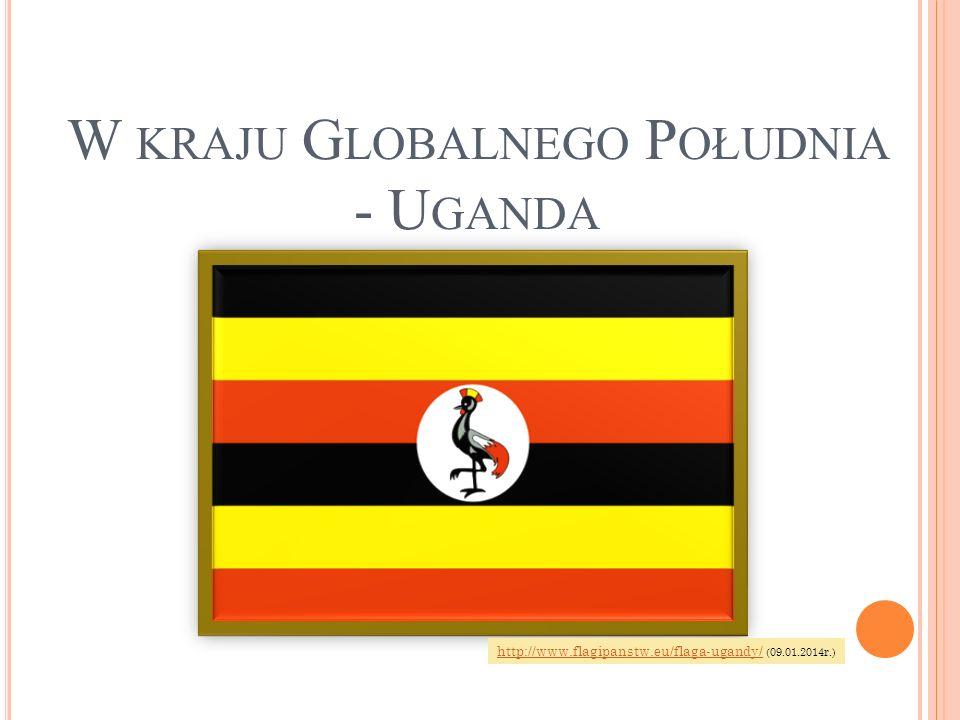 W kraju Globalnego Południa - Uganda