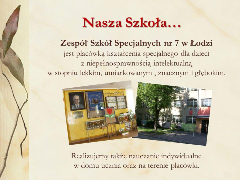 Zespół Szkół Specjalnych nr 7 w Łodzi