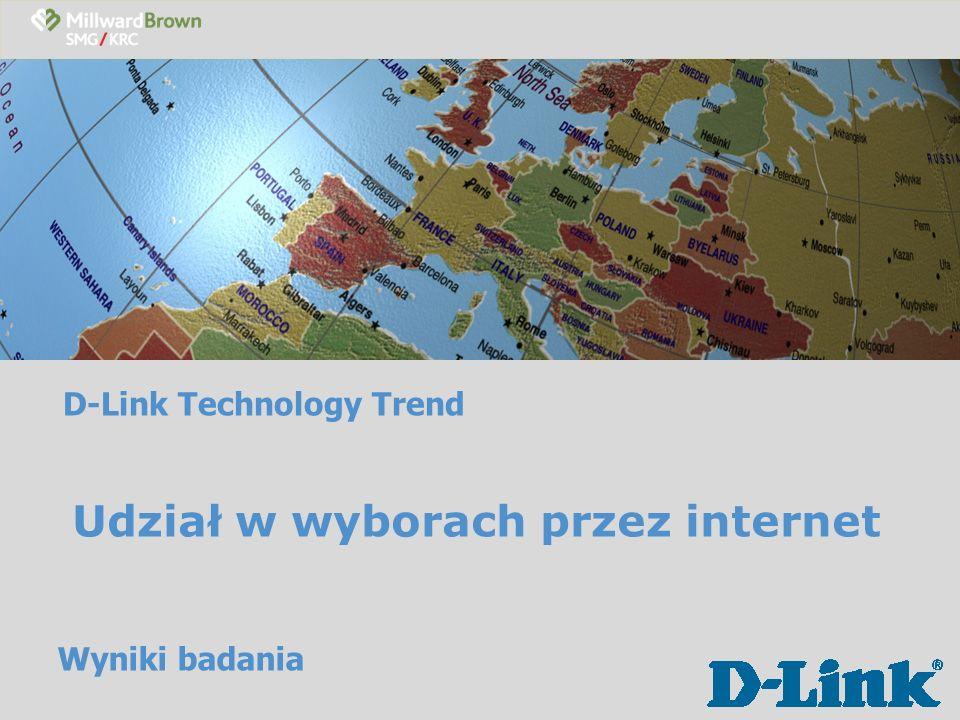 D-Link Technology Trend Wyniki badania