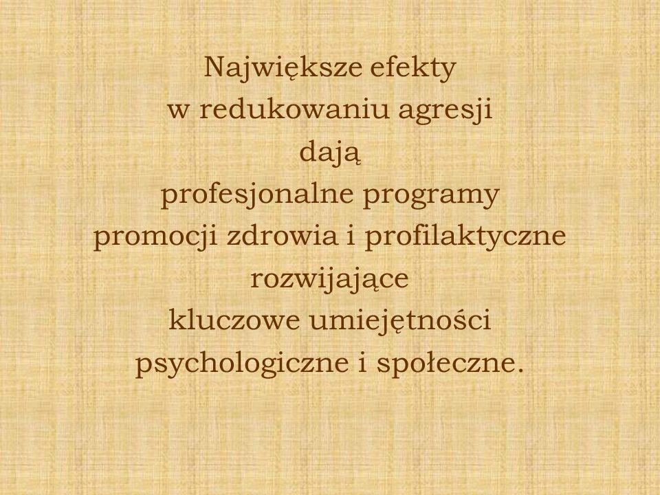 profesjonalne programy promocji zdrowia i profilaktyczne rozwijające