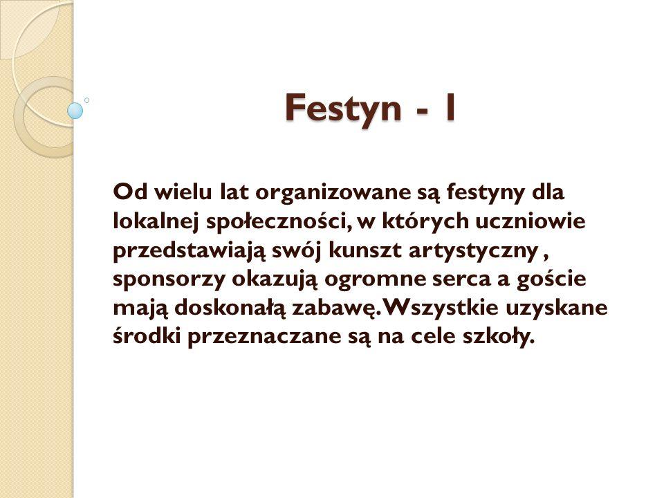 Festyn - 1