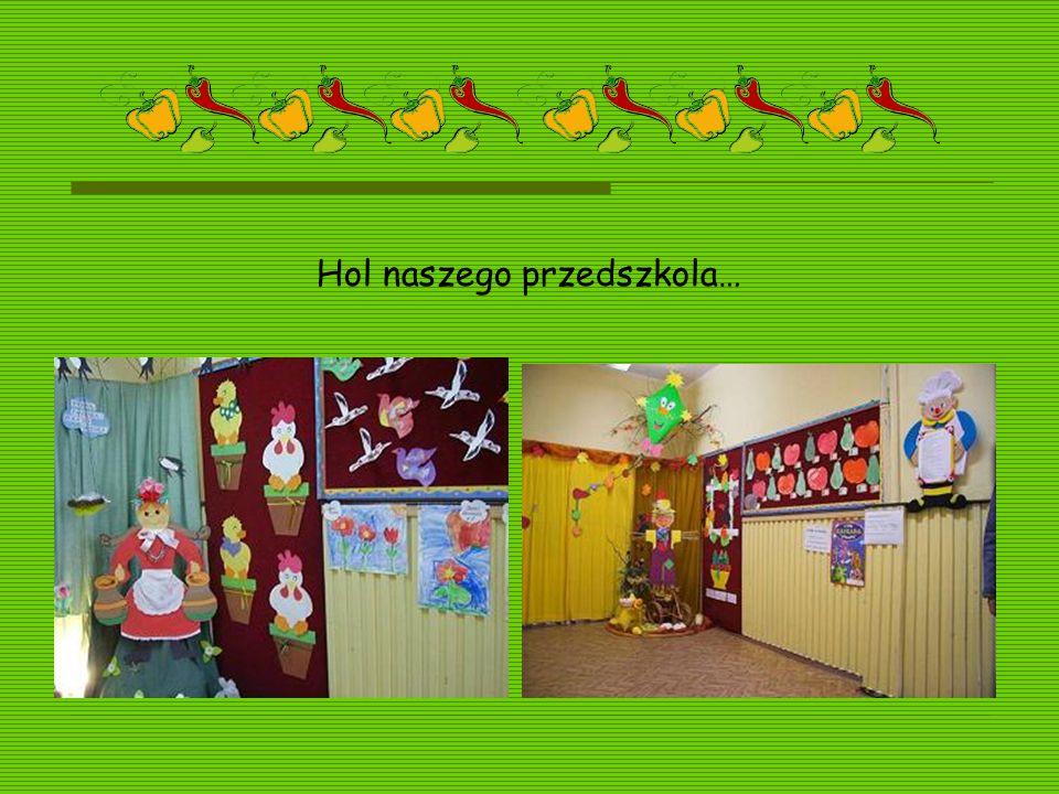 Hol naszego przedszkola…
