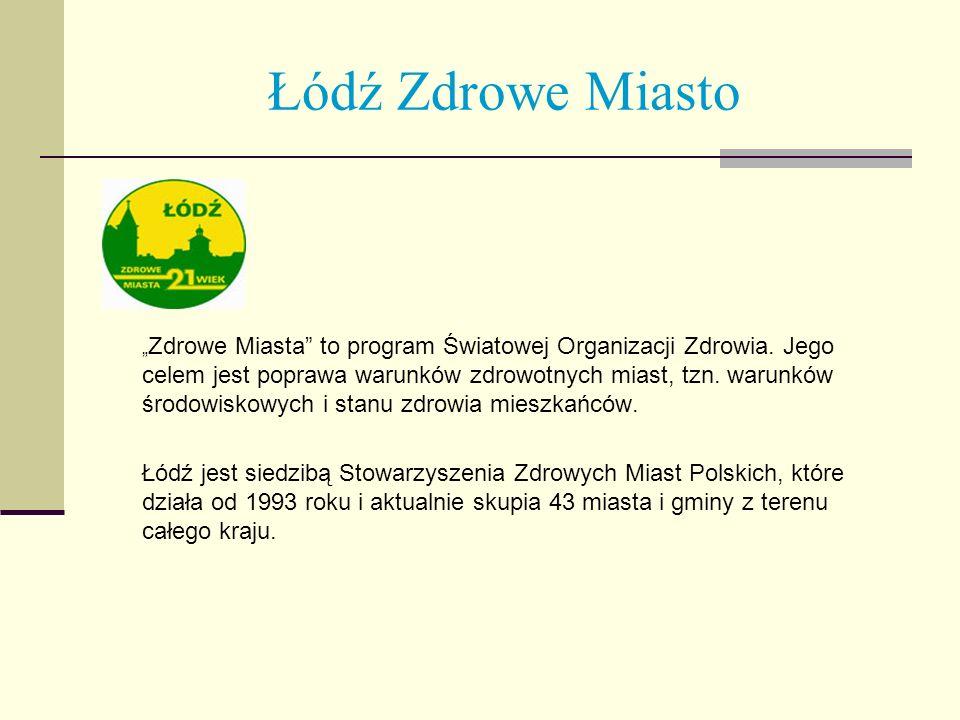Łódź Zdrowe Miasto