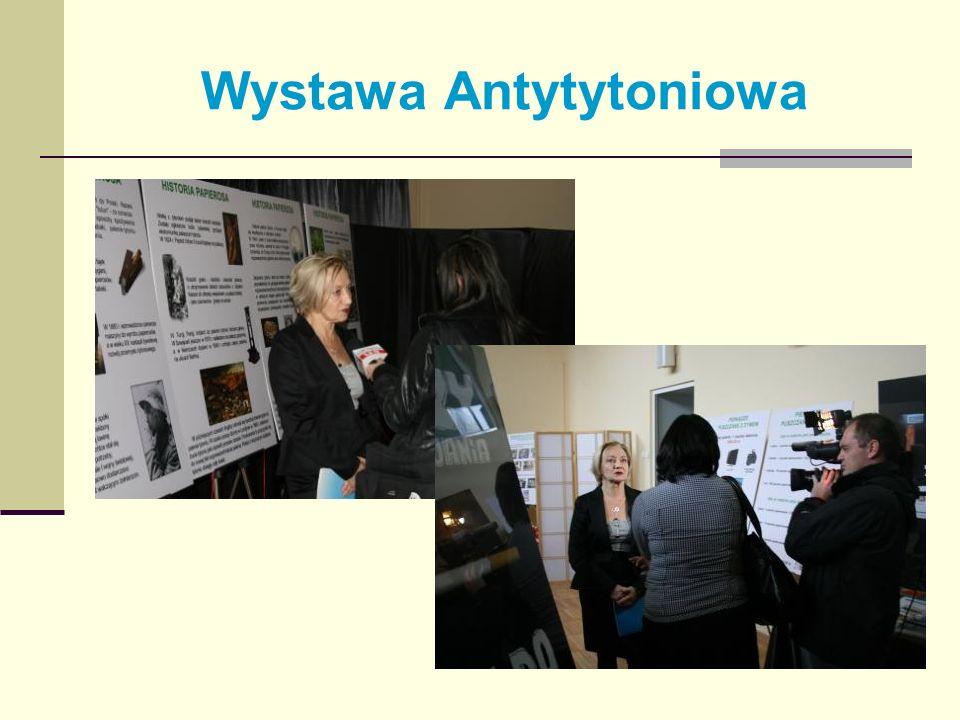 Wystawa Antytytoniowa
