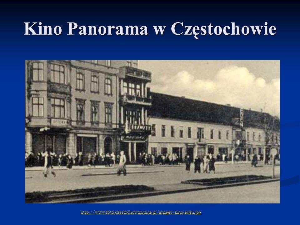 Kino Panorama w Częstochowie