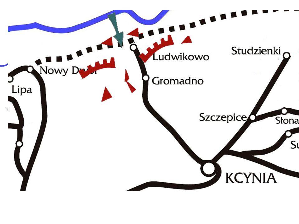 . 18-20 02. 1919 - walki o Ludwikowo i Gromadno