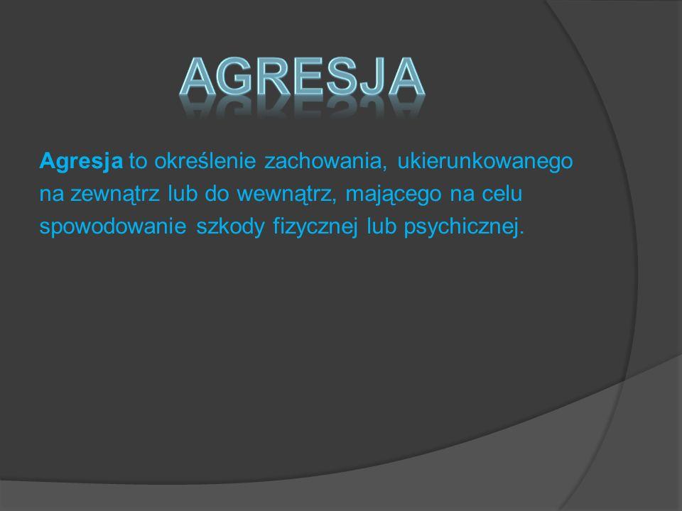 Agresja