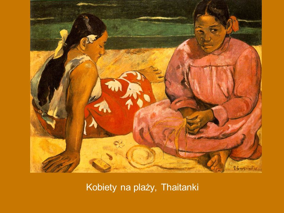 Kobiety na plaży, Thaitanki