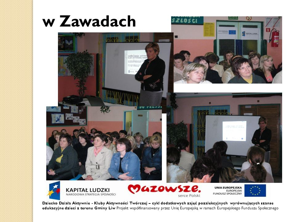 w Zawadach