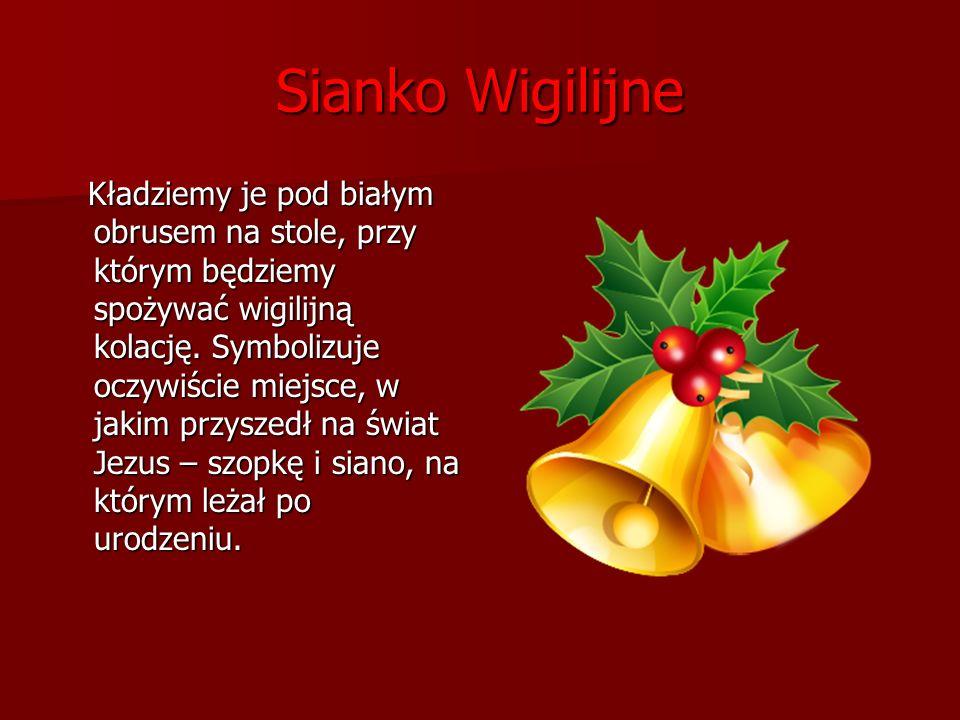 Sianko Wigilijne