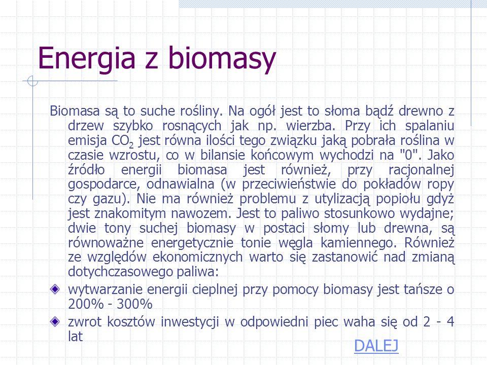 Energia z biomasy DALEJ