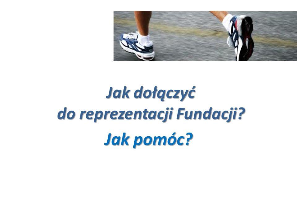 Jak dołączyć do reprezentacji Fundacji