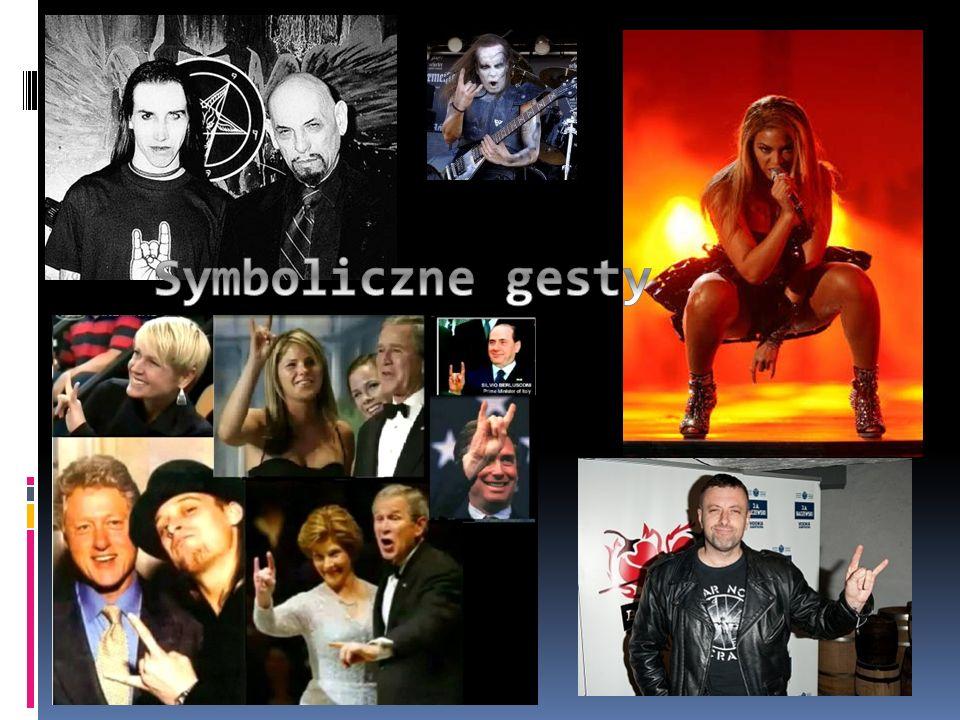 Symboliczne gesty