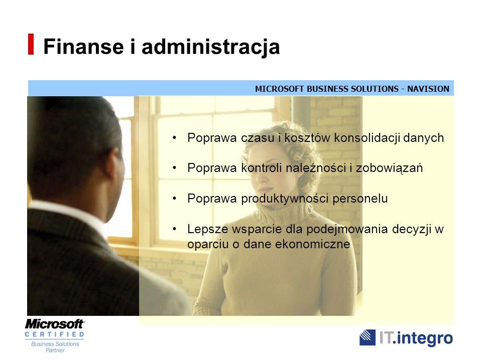 Finanse i administracja