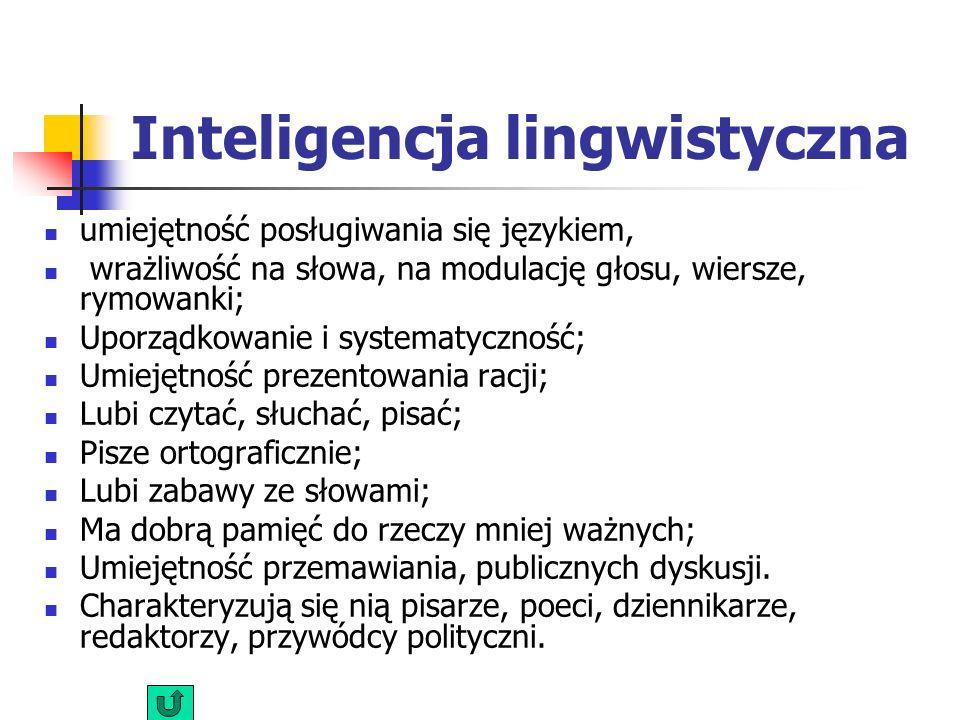 Inteligencja lingwistyczna