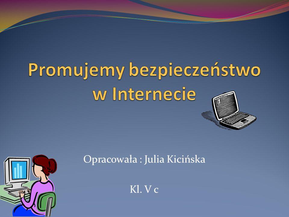 Promujemy bezpieczeństwo w Internecie