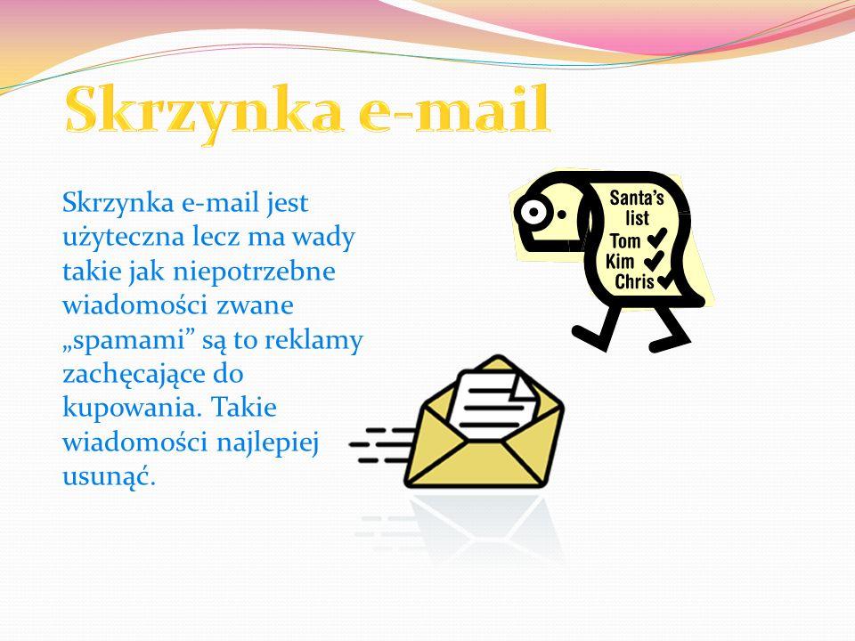 Skrzynka e-mail