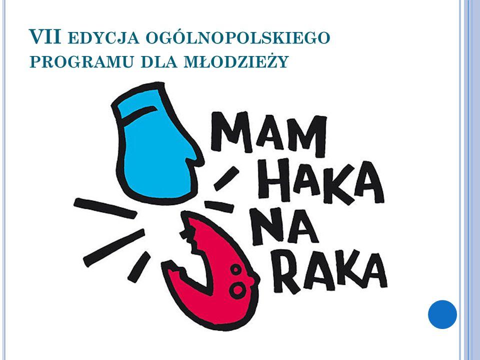 VII edycja ogólnopolskiego programu dla młodzieży