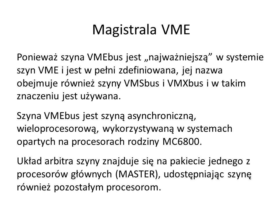 Magistrala VME