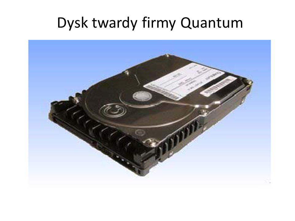 Dysk twardy firmy Quantum
