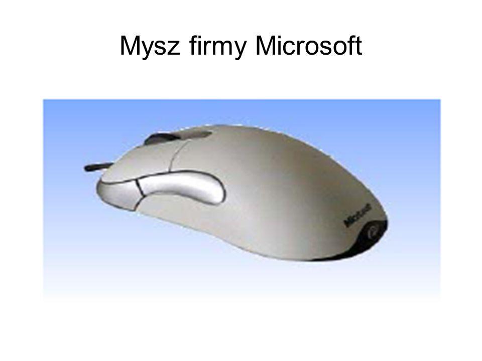 Mysz firmy Microsoft