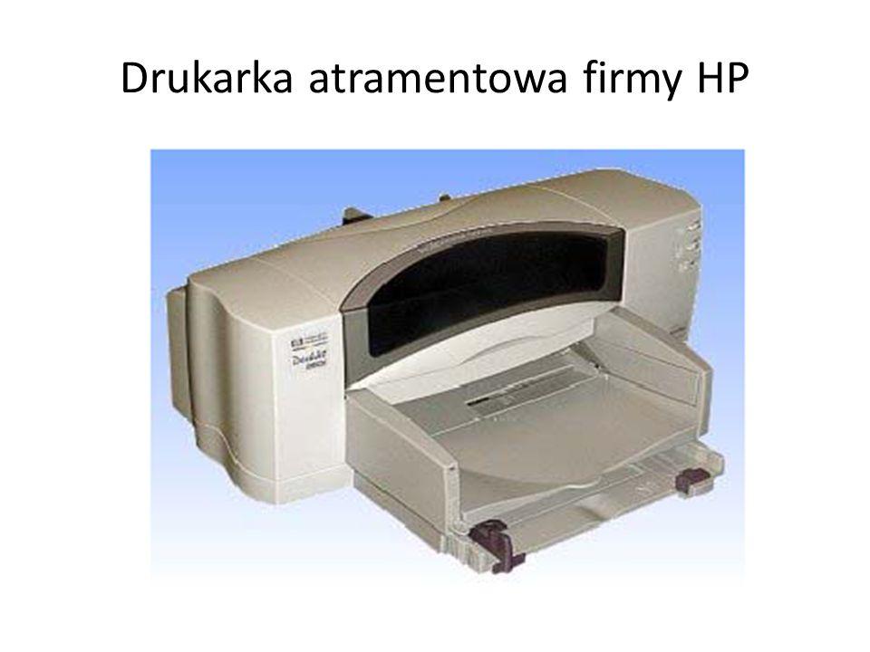 Drukarka atramentowa firmy HP