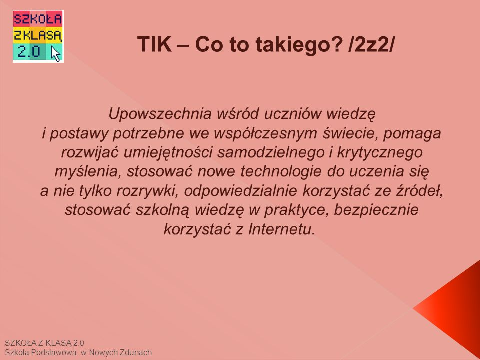 TIK – Co to takiego /2z2/