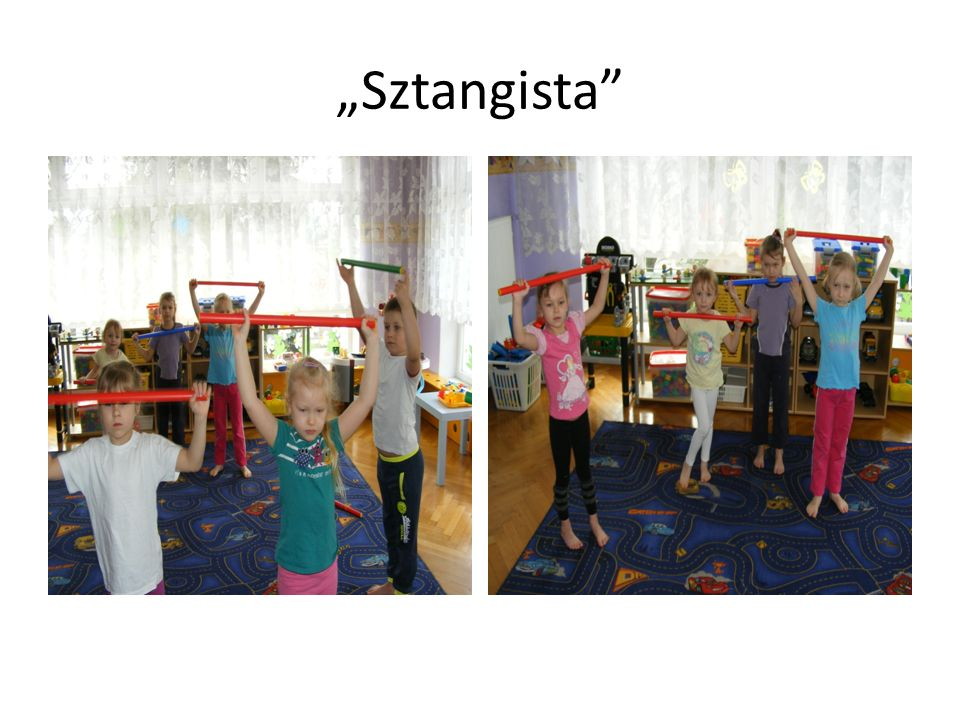"""""""Sztangista"""