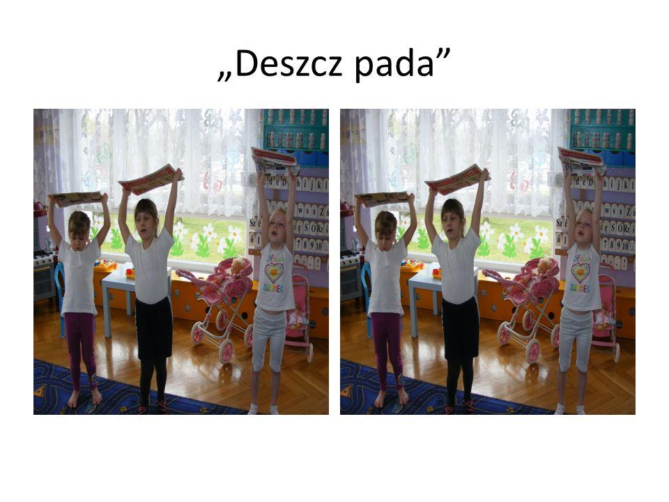 """""""Deszcz pada"""