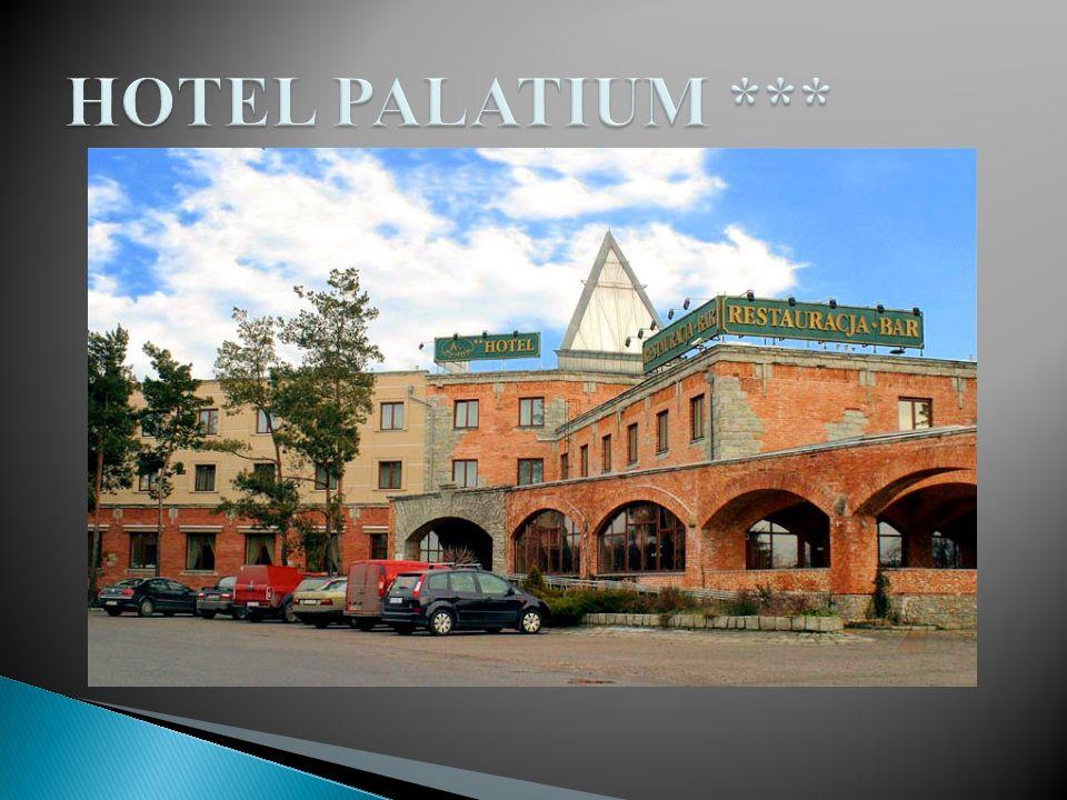 HOTEL PALATIUM ***