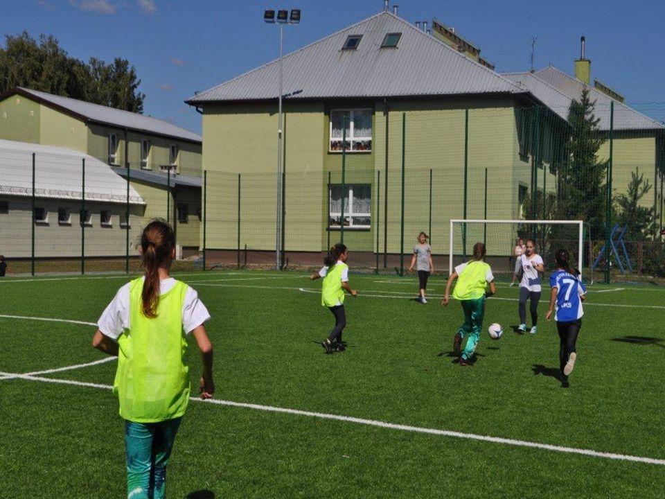 II miejsce w Turnieju Piłki Nożnej o Puchar Premiera Donalda Tuska