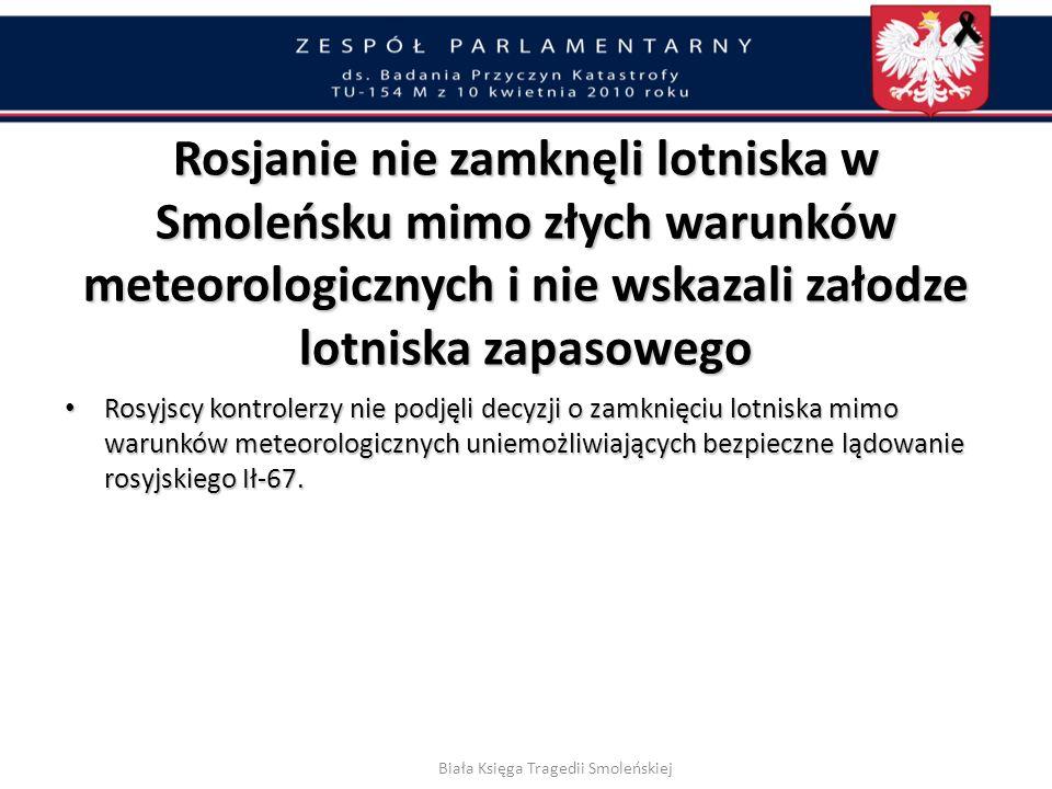 Biała Księga Tragedii Smoleńskiej