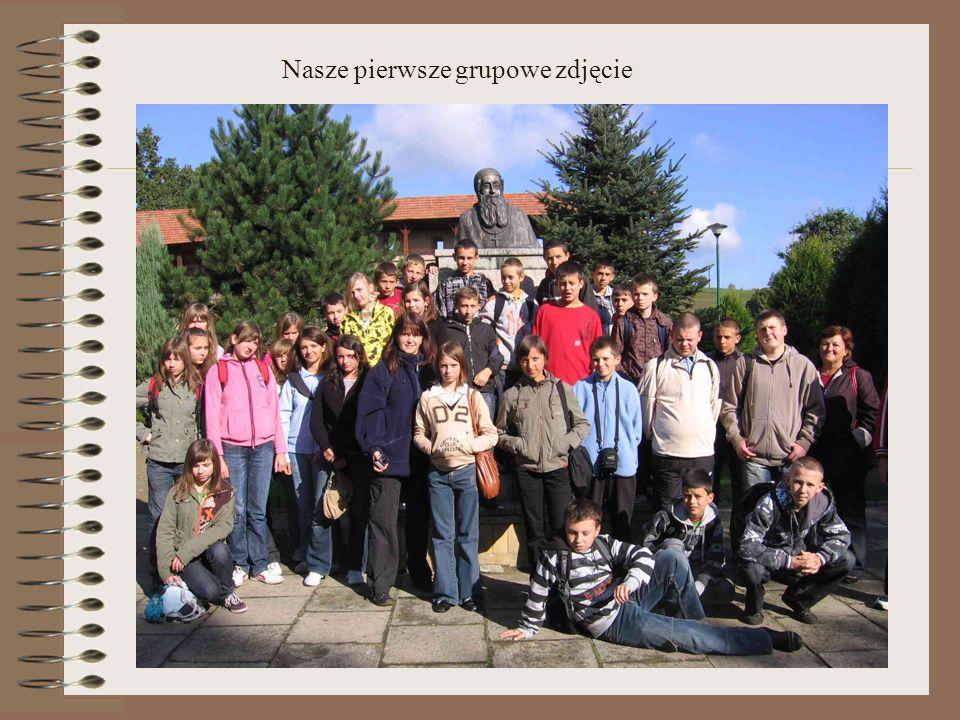 Nasze pierwsze grupowe zdjęcie