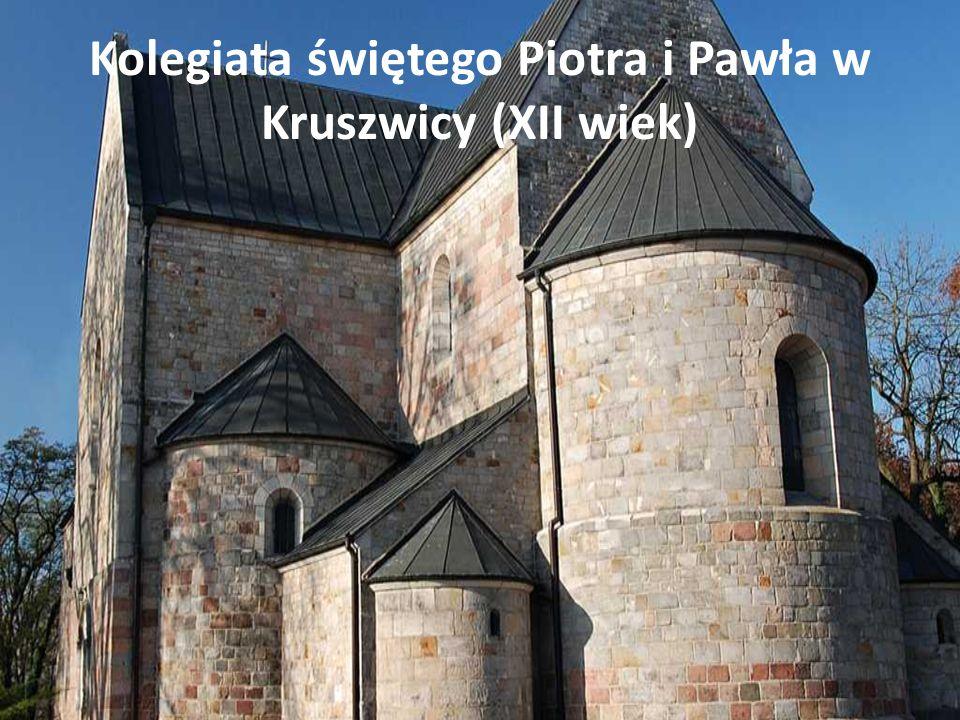 Kolegiata świętego Piotra i Pawła w Kruszwicy (XII wiek)
